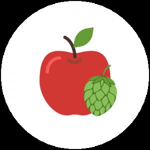 Hopped Apple